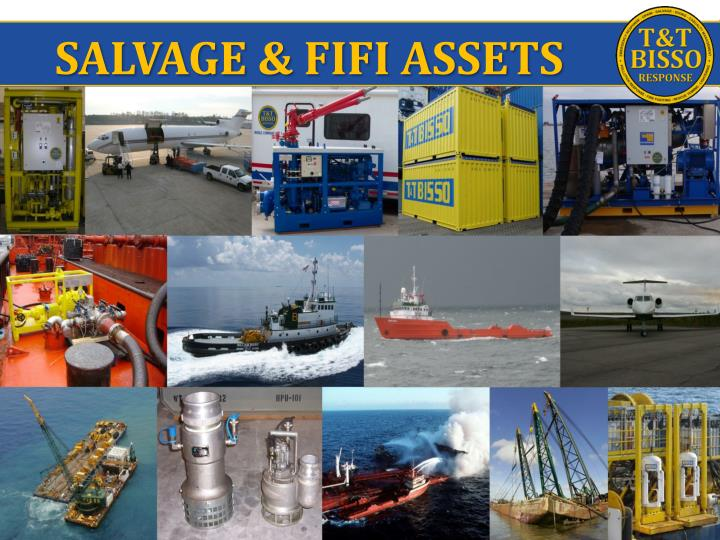 SALVAGE & FIFI ASSETS