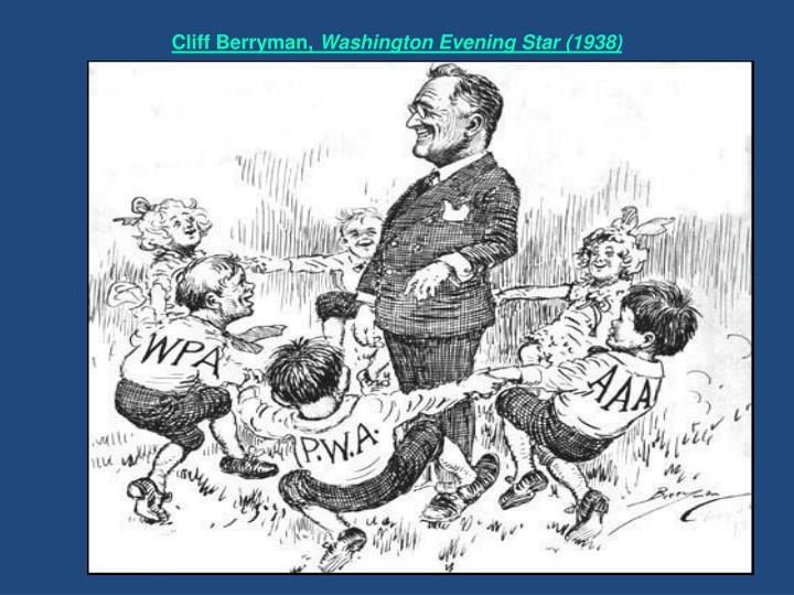 Cliff Berryman,