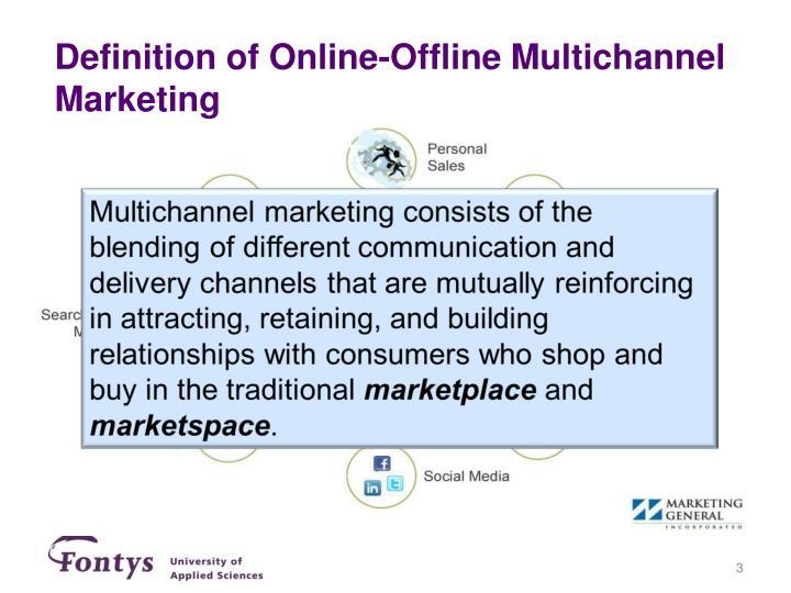 Definition of Online-Offline