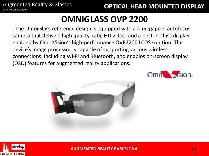 OMNIGLASS OVP 2200