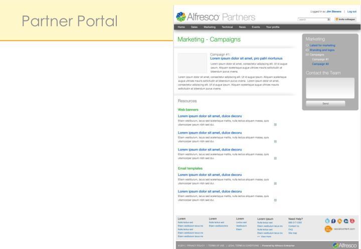 Partner Portal