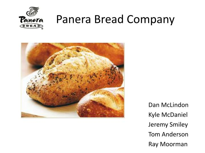 panera bread research papers