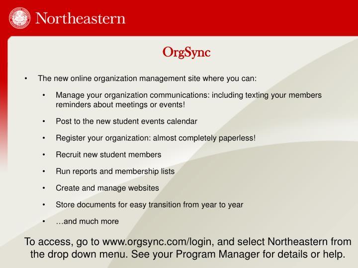 OrgSync