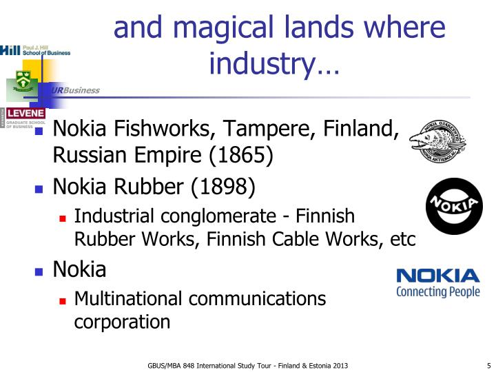 and magical lands where industry…