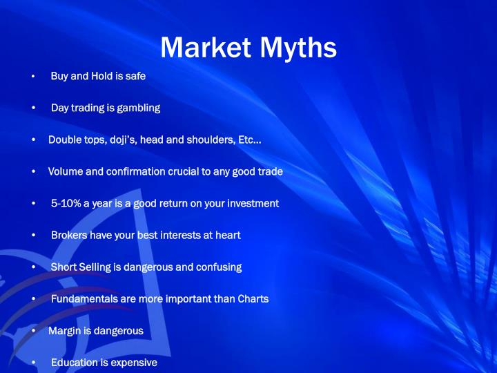 Market Myths