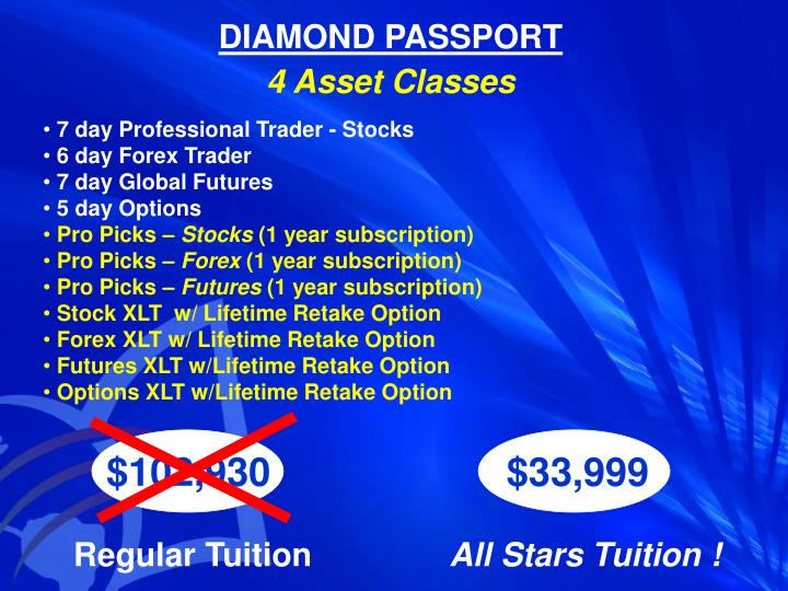 DIAMOND PASSPORT