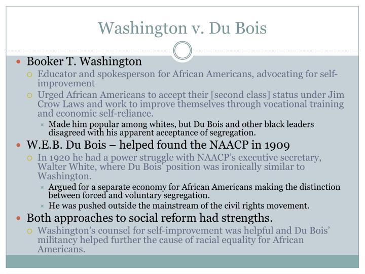 Washington v. Du Bois