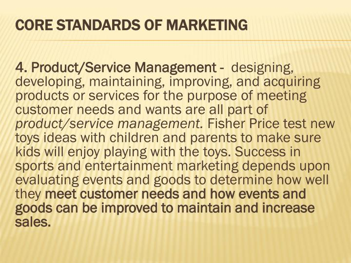 4. Product/Service