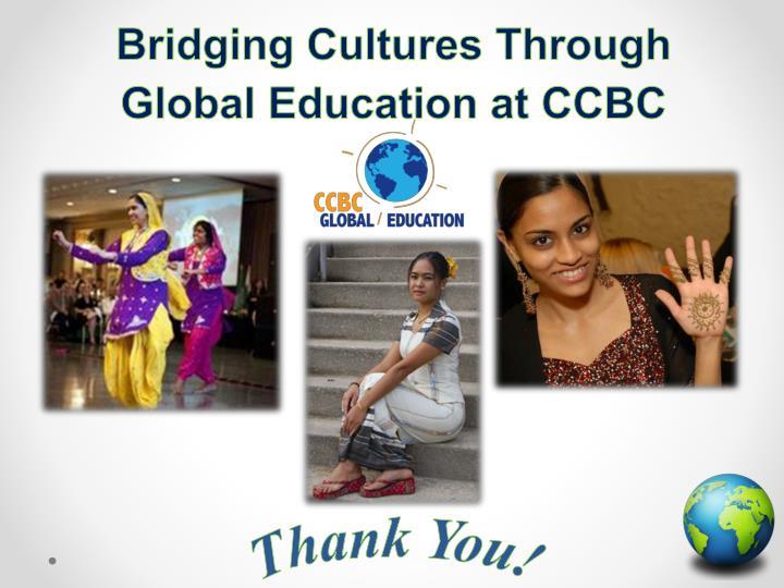 Bridging Cultures Through