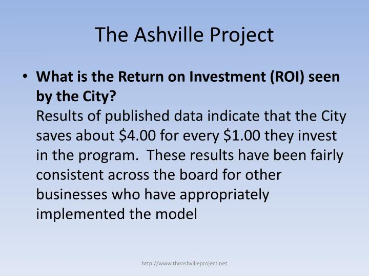 The Ashville Project