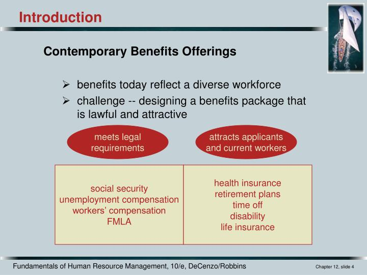 Contemporary Benefits Offerings