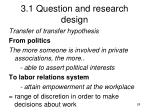 3 1 question and research design