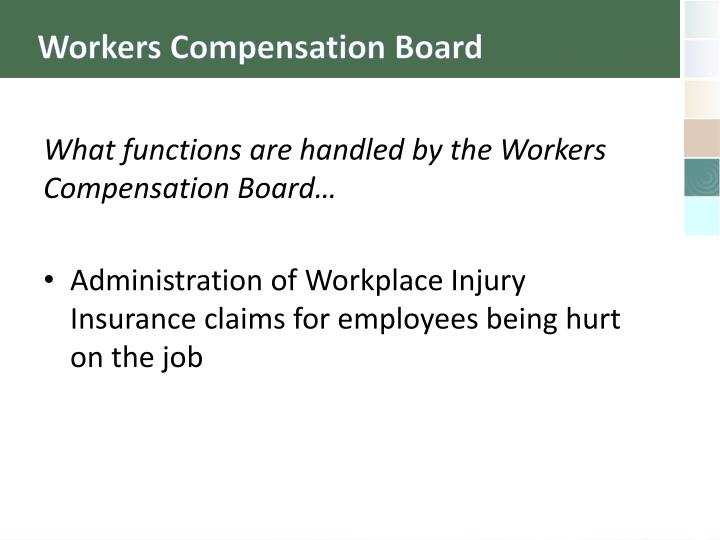 Workers Compensation Board