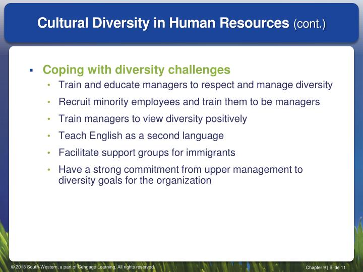 management is a diverse role and Essential skills for leadership effectiveness in diverse diversity management is a key to global responsibilities of creating a.