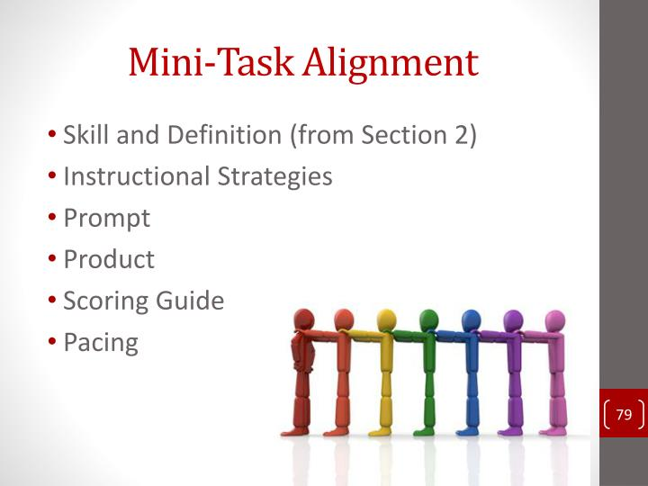 Mini-Task Alignment