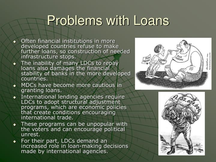 Problems with Loans
