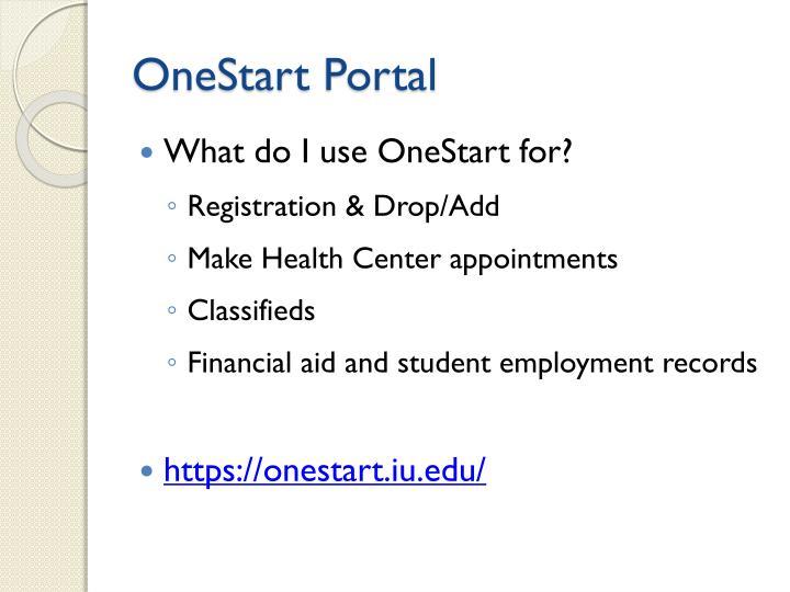 OneStart