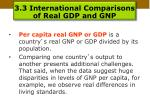 3 3 international comparisons of real gdp and gnp