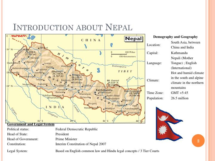 Introduction about Nepal