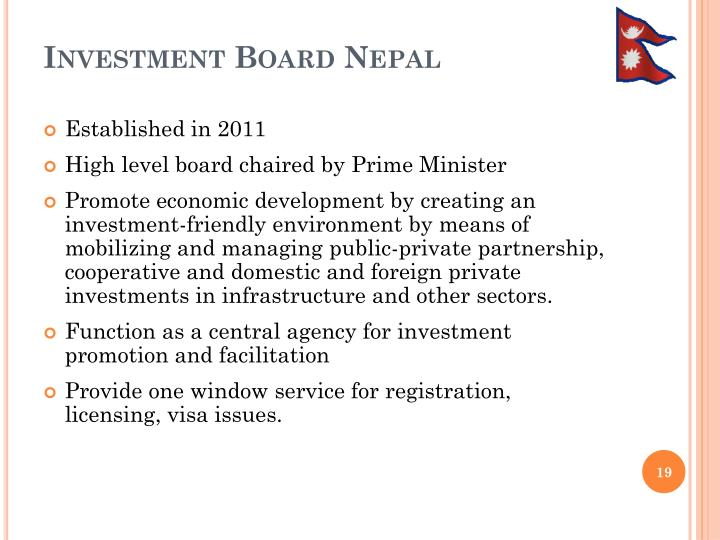 Investment Board Nepal