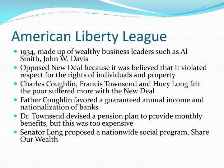 American Liberty League