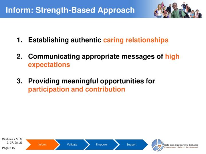 1.   Establishing authentic