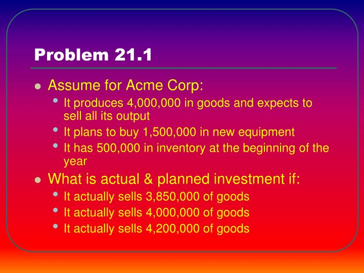 Problem 21.1
