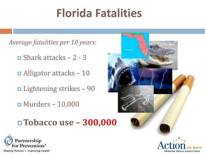 Florida Fatalities