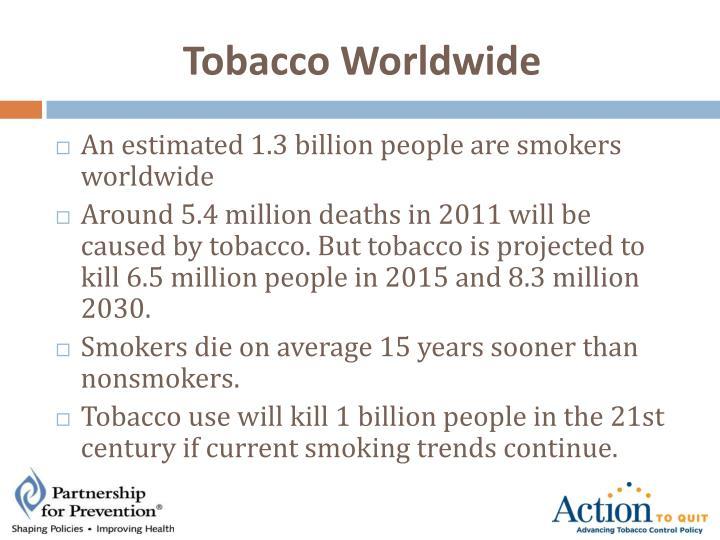 Tobacco Worldwide