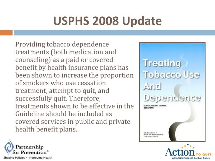 USPHS 2008 Update