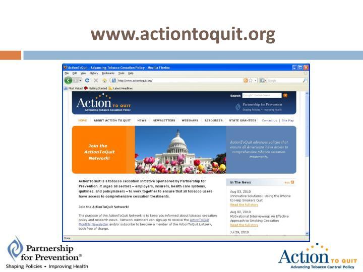 www.actiontoquit.org