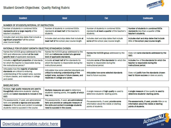Download printable rubric here