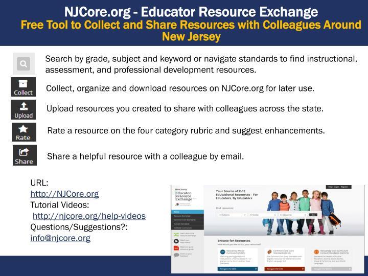 NJCore.org