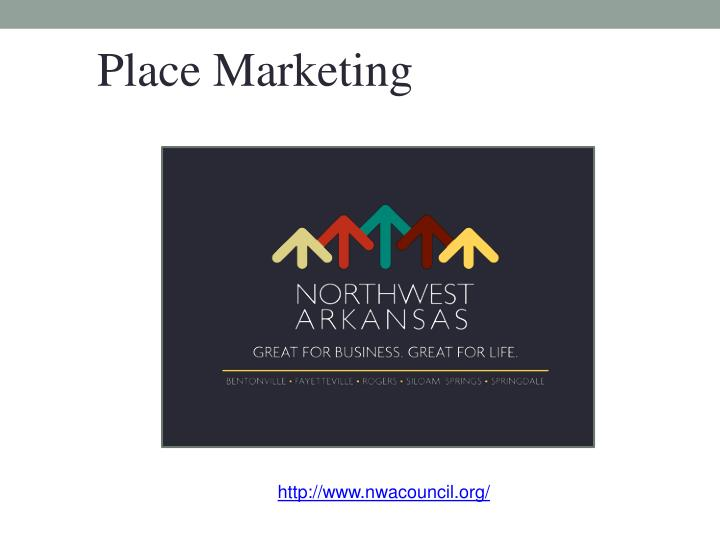 Place Marketing