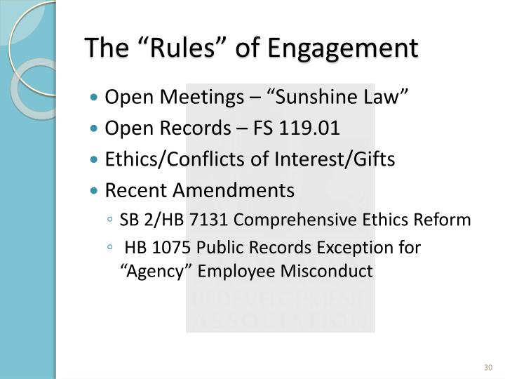 fbla business presentation rules of engagement
