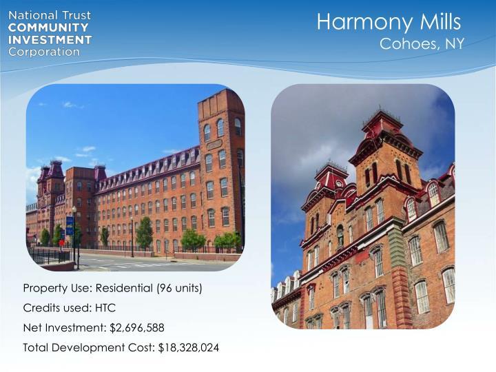 Harmony Mills