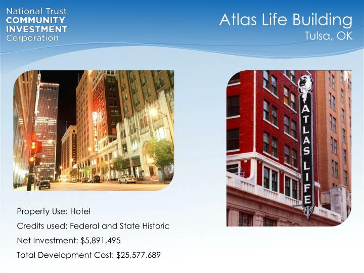 Atlas Life Building