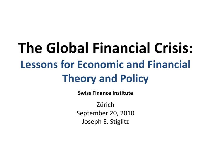 causes of the asian financial crisis essay
