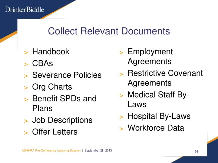 Collect Relevant Documents