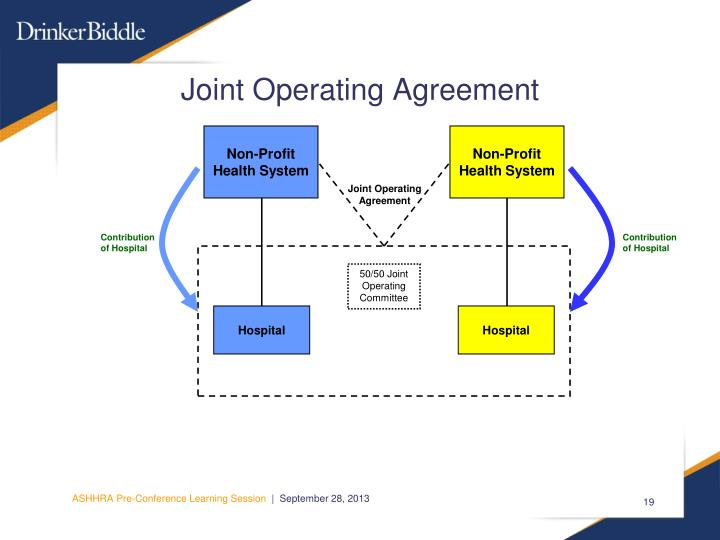 Joint Operating Agreement