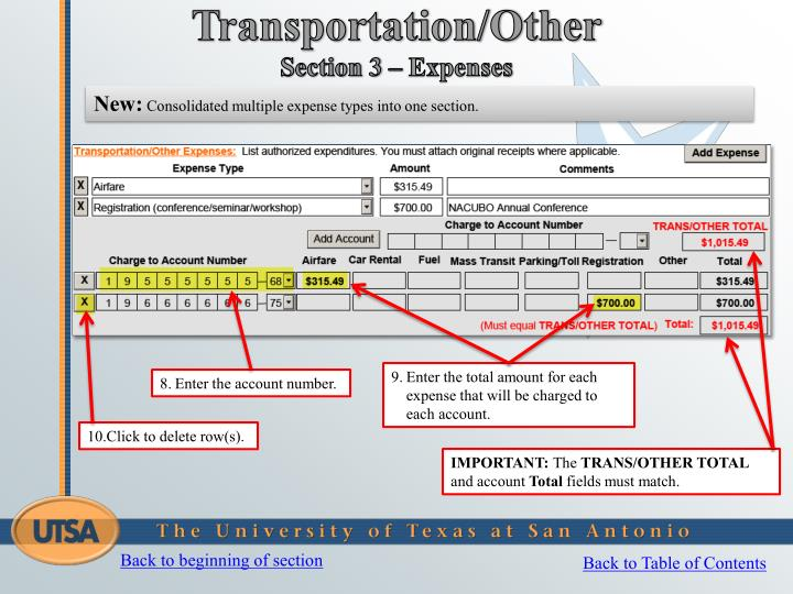 Transportation/Other