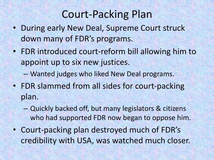 Court-Packing Plan