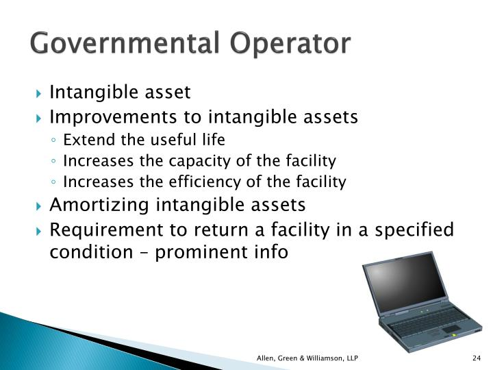 Governmental Operator