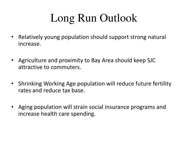 Long Run Outlook