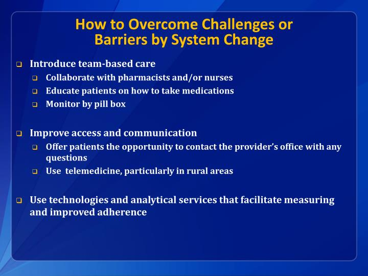 Ppt Medication Adherence Powerpoint Presentation Id
