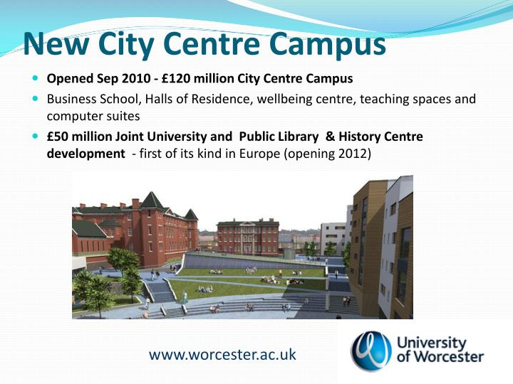 New City Centre Campus