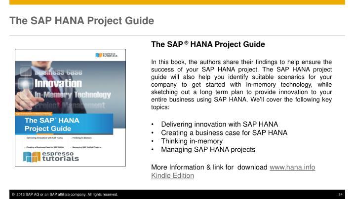 The SAP