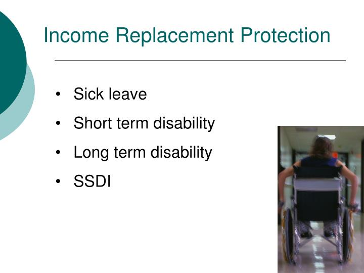 Income Replacement Protection