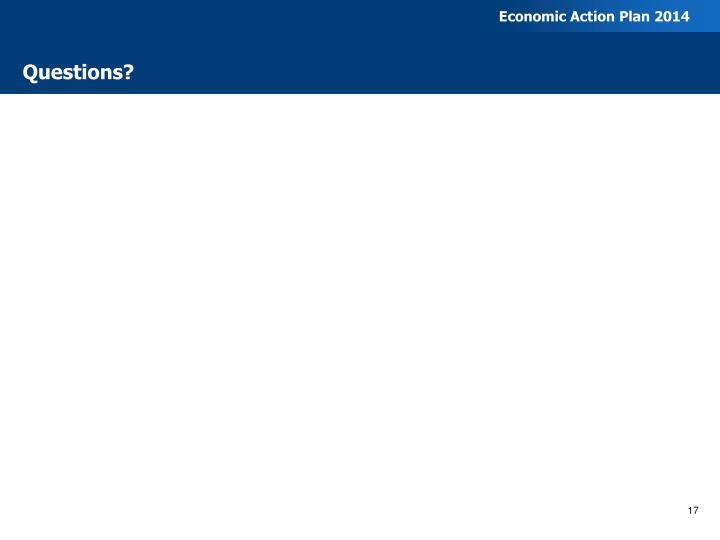 Economic Action Plan 2014