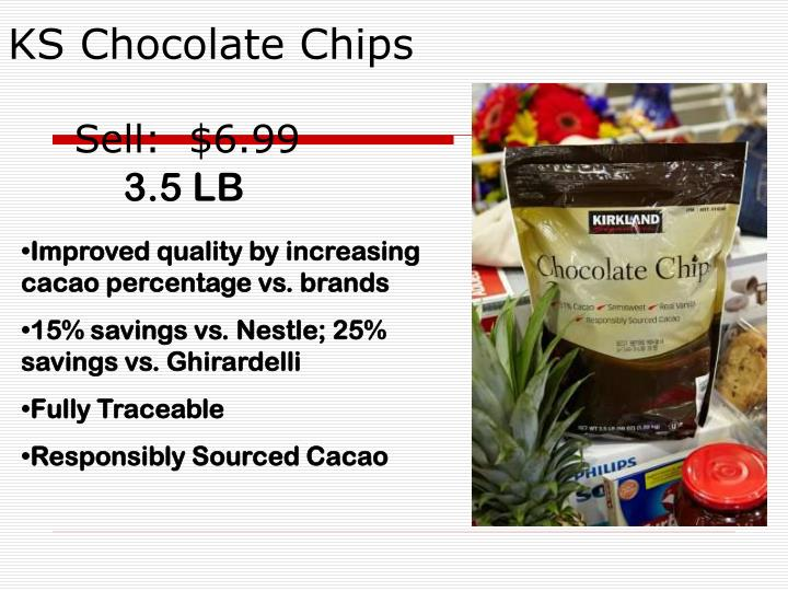 KS Chocolate Chips